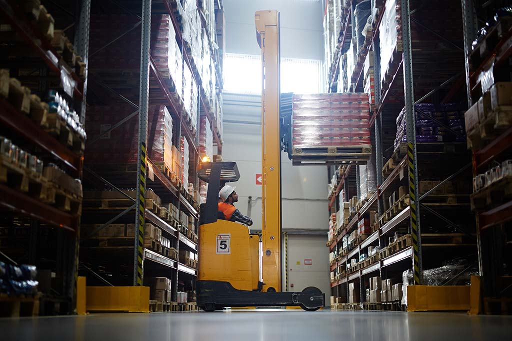 Logistics Company in Klang Malaysia warehouse