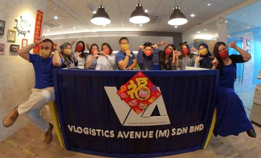 Logistics Company in Klang Malaysia our team