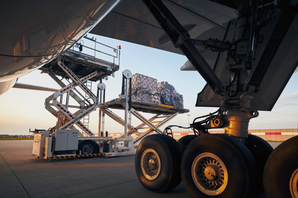 Logistics Company in Klang Malaysia air freight