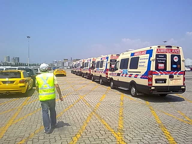Logistics Company in Klang Malaysia RoRo service