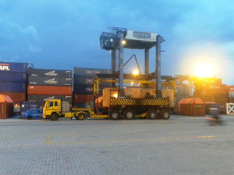 Logistics Company in Klang Malaysia repositioning