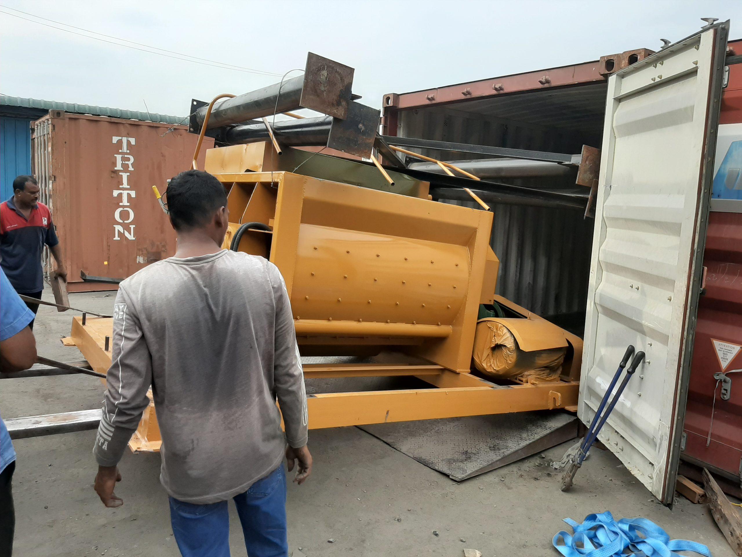Logistics Company in Klang Malaysia flexitank